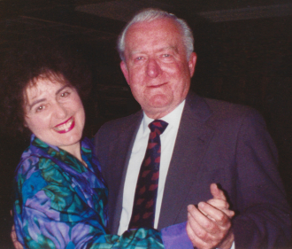 Victor J and Marie Golden