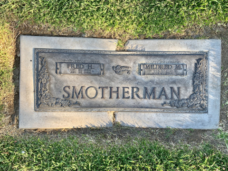Mildred M Smotherman