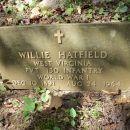 Wille Hatfield Grave, West Virginia