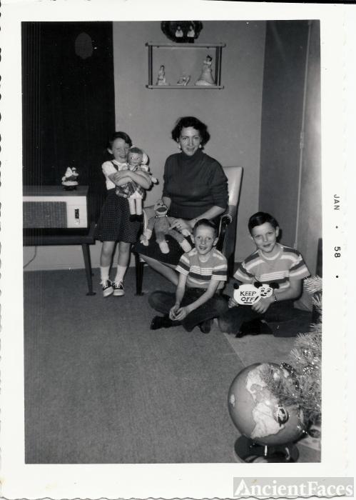 Darlene F Meier, 1958