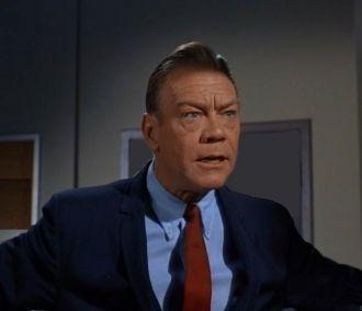 Dort Clark, character actor