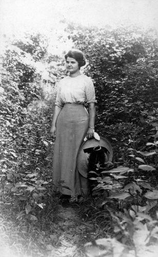 Bertha Mae Ralya