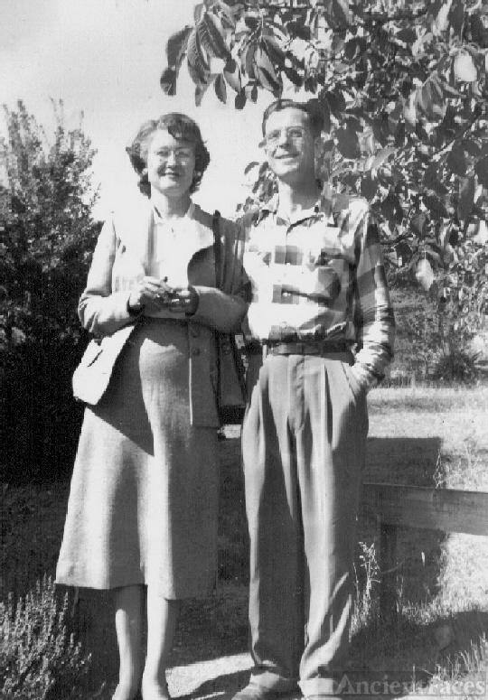 Alice and Robert Billings