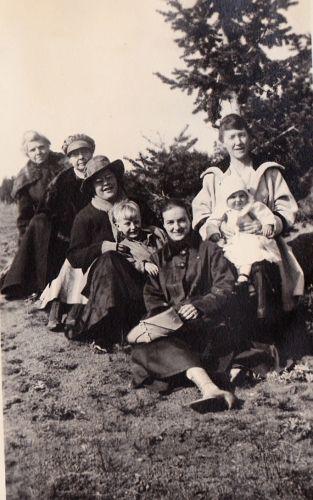 Mystery Wyoming Family