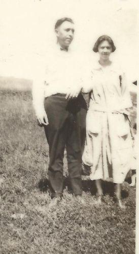 Victor & Mabel (Davis) Geno