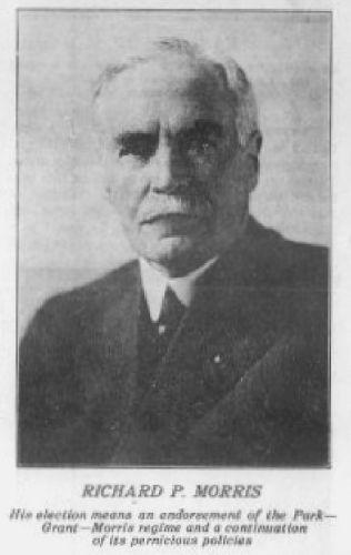Richard P. Morris, Utah