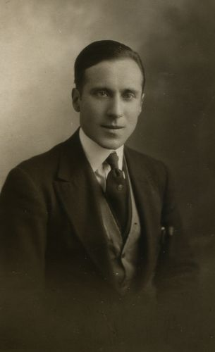 A photo of George Henry Bullen