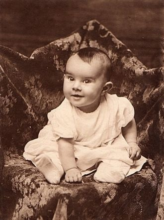 Genevieve Mae (Ulmer) Young, 1922