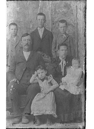 James McLaughlin family