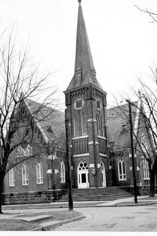 Methodist Church Morrilton AR