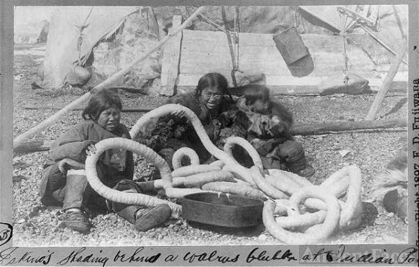 Eskimos, 1897