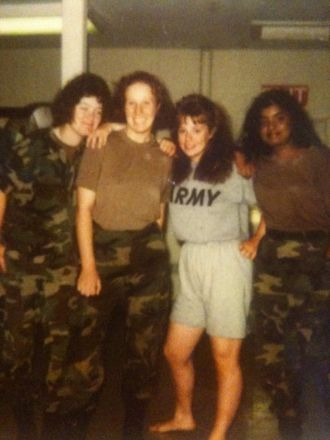 1991 Ft Jackson, SC .... Pvt. Kimberly Susan Uhler