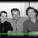 Leona, Robert, and Opal Rich