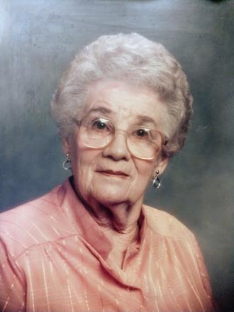 Rhoda Schwalier
