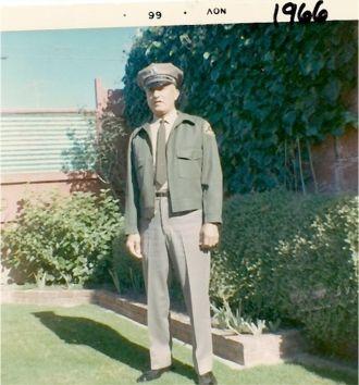 Edward Peter Aune, 1966