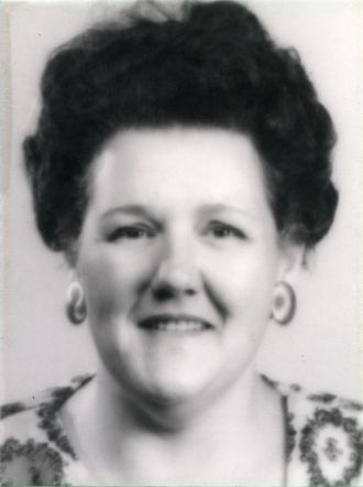 Elvie Effie (Kotze) Coetzer