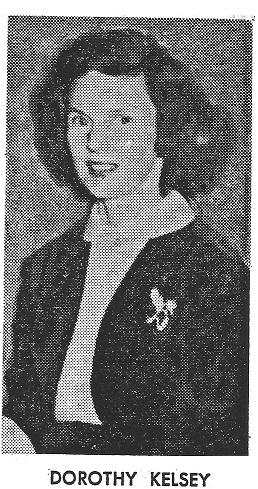 Dorothy Ellen Kelsey