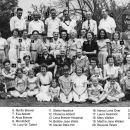 Walker family gathering, August 1953.