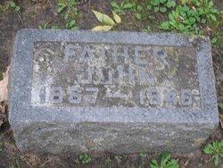 John Johnson Grave