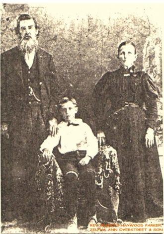 Rev Francis Haywood