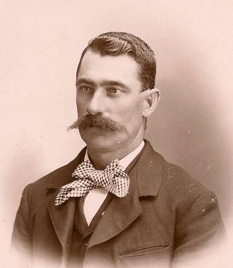 A photo of D. N. Tarr