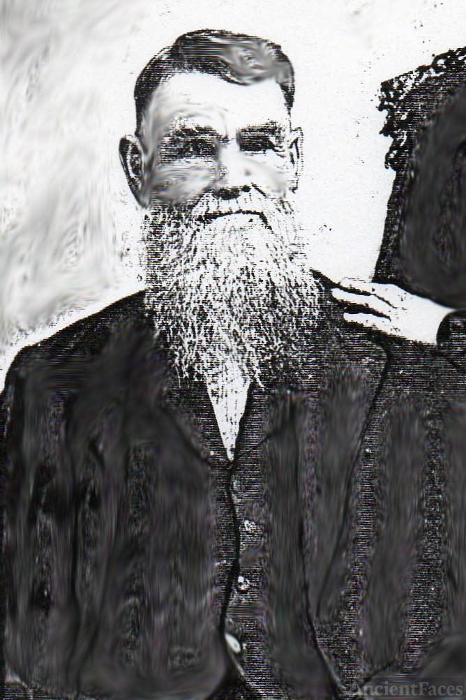Thomas Davis Williams' of Garfield Arkansas