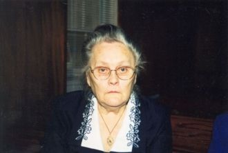Mary Ival (Gilliam) Wolfenbarger