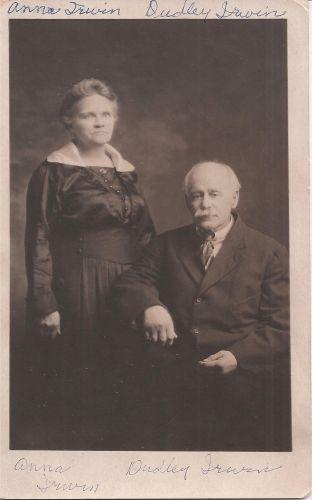 Dudley & Anna Irwin