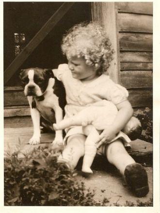 Catherine Anne Kerns 1939-1944, New York