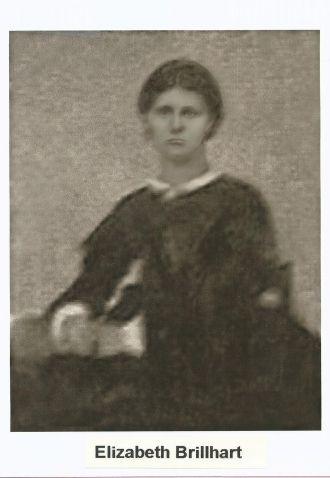 Elizabeth Ann (Garman) Brillhart
