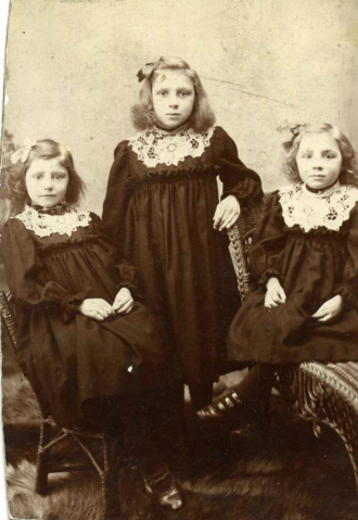 Violet, Esther & Nora Leveson