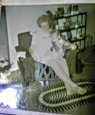 A photo of Gradie Gertrude Crowley