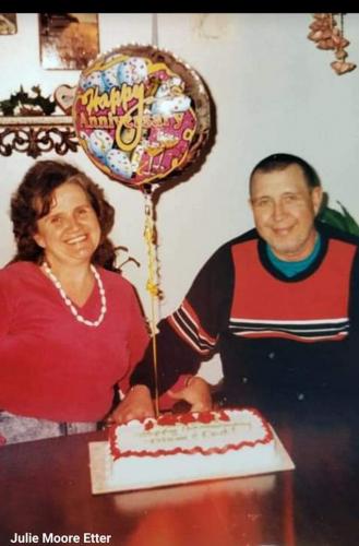 Janice & JL's 35th Wedding Anniversary