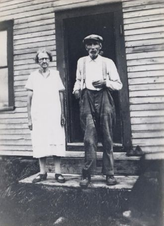 Carrie & John Roberts