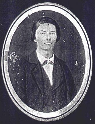 William H Stubbs, CSA, Age 20