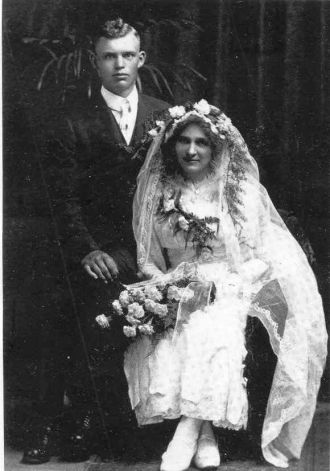 Mr. and Mrs. Alvin Goth