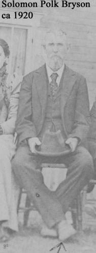 Solomon Polk Bryson