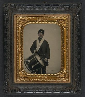 [Samuel W. Doble of Company D, 12th Maine Infantry...