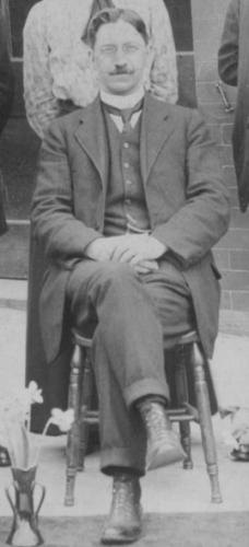 Walter Franklin Tomkins