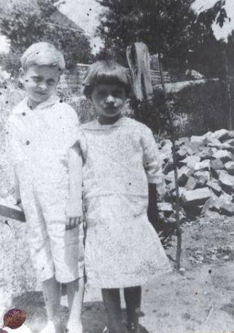 Alma Tindall-Benson and Roy Tindall