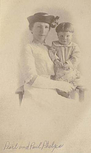 Pearl Ethel Stonemetz