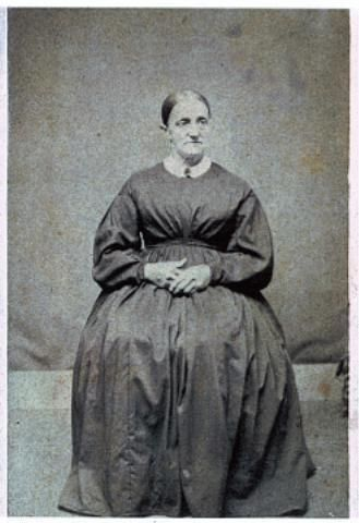 A photo of Charlotte Fryling