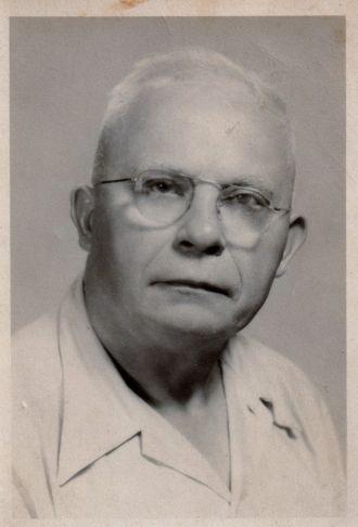 A photo of Karl Bartholomae