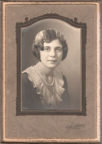 A photo of Ruth Evelyn Wheeler