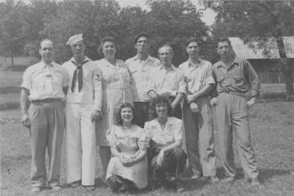 Family of James Henry Rutledge in High Ridge,MO