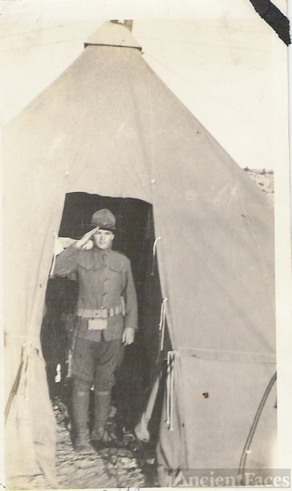 My Grandfather Hartman
