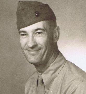 Master Seargent David Tumbelston, 1950
