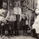 War & Addie Dunn family