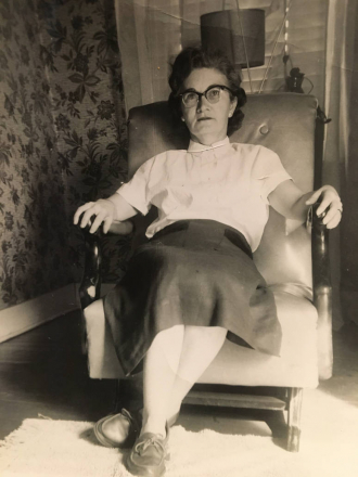 Nellie Lois (Adcox) Smythe