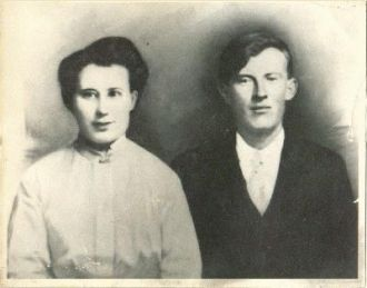 A photo of Andrew & Mary Jane  Lore